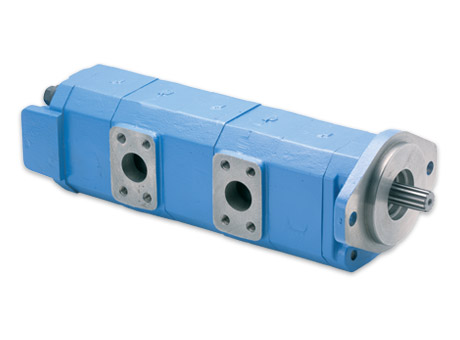124 Series Hydraulic Pumps Motors For Mobile