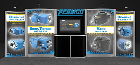 Permco Show Booth 2013